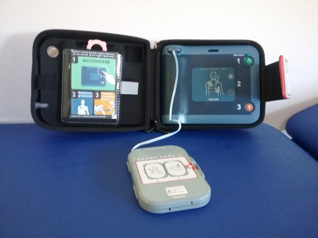 defibrillatore Philips Heartstart