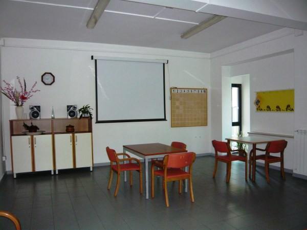 Sala attivita ricreative